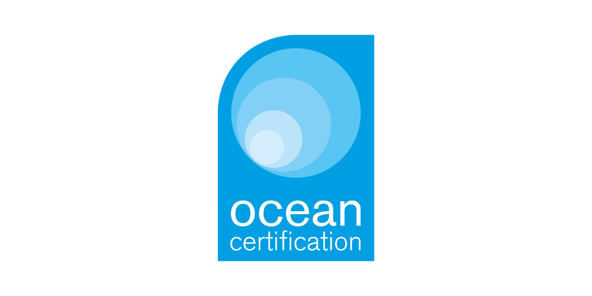 Ocean Certification Logo