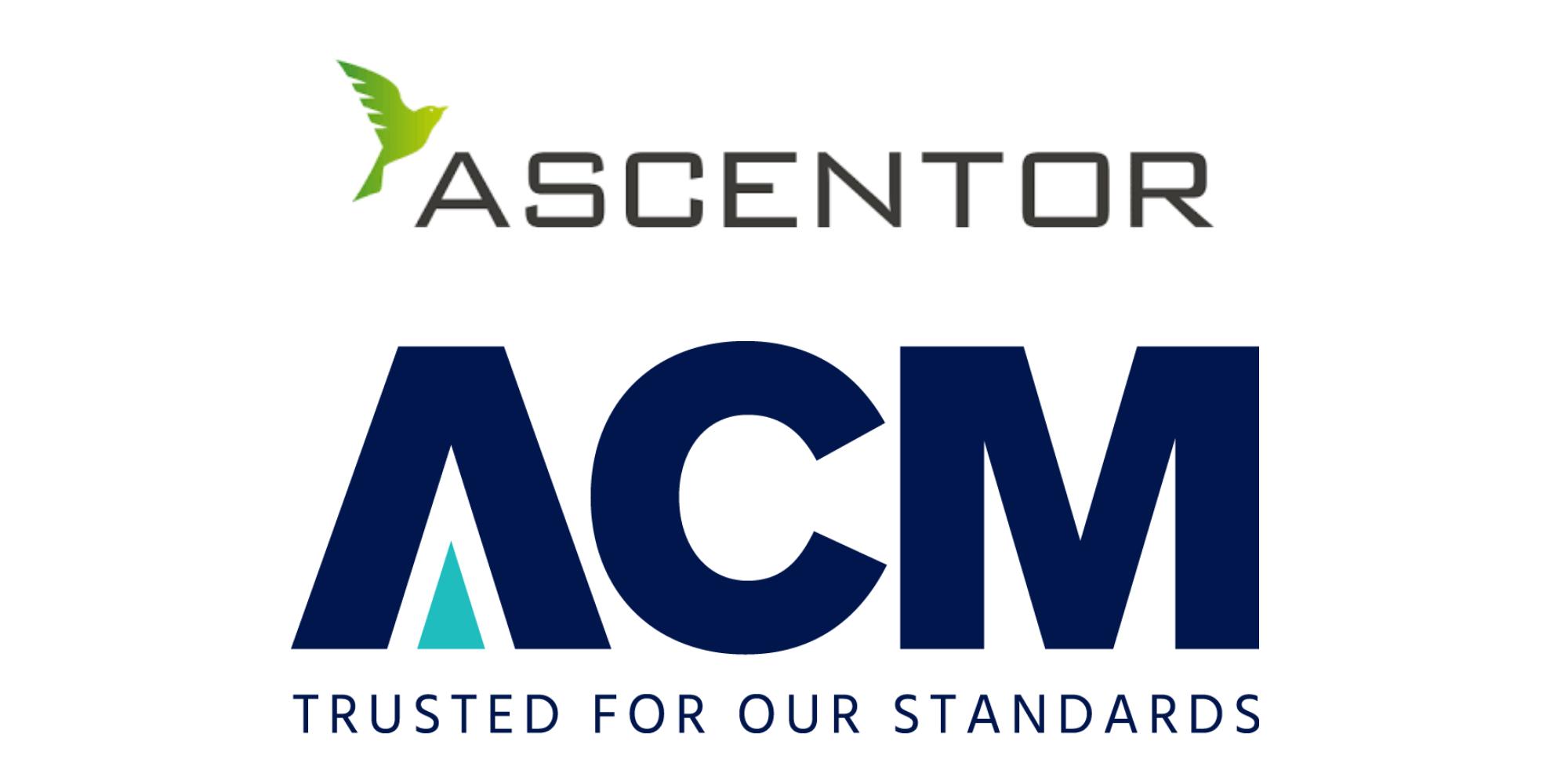 ACM Ascentor Logo